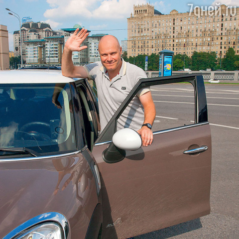Алексей Кортнев: «Машина мне…