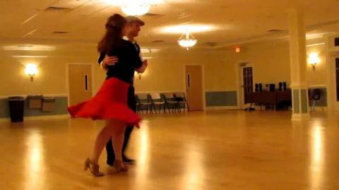 История танца бальбоа