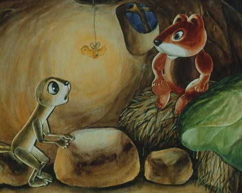 10 детских мультфильмов, кот…