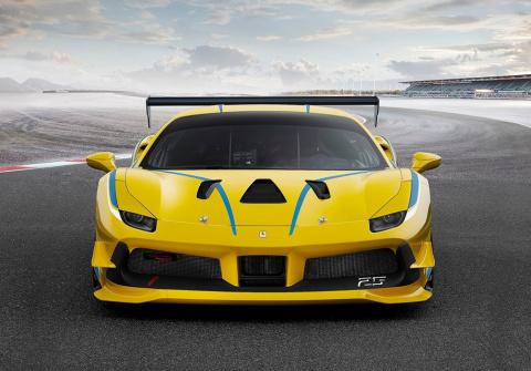 Ferrari готовит самый мощный…