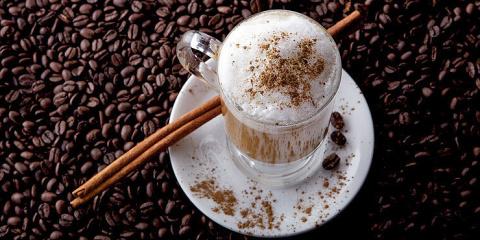 Безалкогольные напитки. Кофейная серия. Кофе по-ирландски