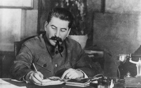 Секретный доклад Сталину: ка…
