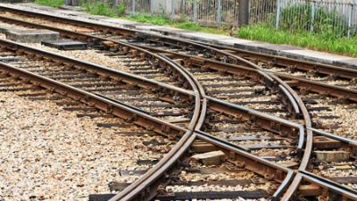 Ряд железных дорог России пе…