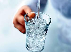 Как пить воду и худеть...