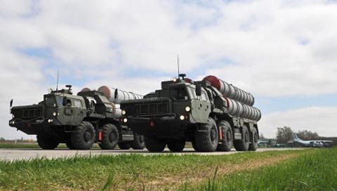 Пентагон выразил обеспокоенность возможной покупкой Турцией C-400 у России