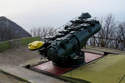 Восстановленный в Крыму комп…