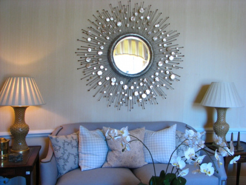 Зеркала: декорируем пространство