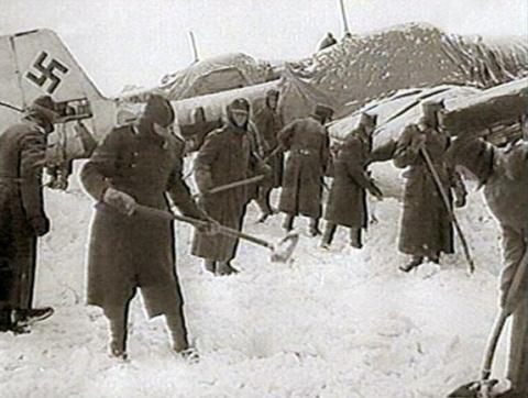 к 70-летию окончания Сталинградской битвы. Провал воздушного моста Геринга
