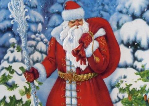 В России могут ввести ГОСТ на Деда Мороза