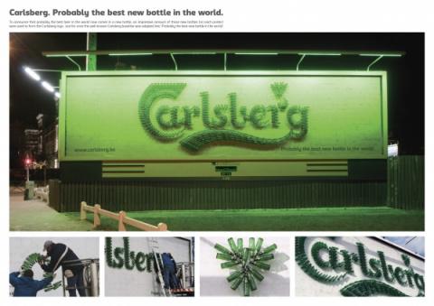 Carslberg..