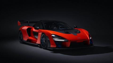 Компания McLaren назвала нов…