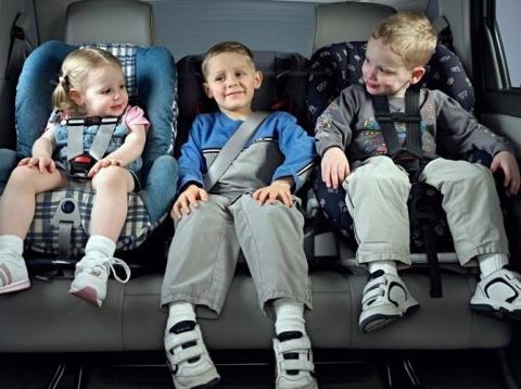 Изменения в ПДД: как теперь нужно возить детей