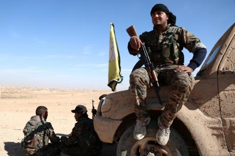 США пошли на принцип: в Сири…