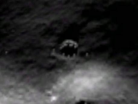 NASA скрывает следы пребыван…