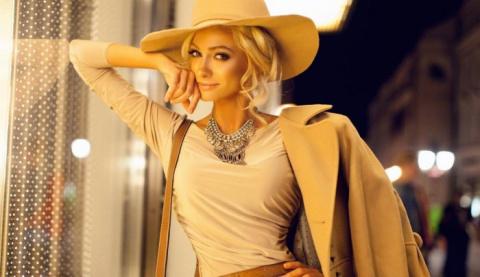 Актриса Полина Максимова самые красивые фото
