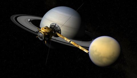 Почему колония на Титане мож…