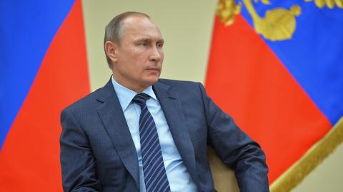 Песков раскрыл, что Путин приказал сделать со всеми причастными к теракту А321.