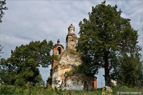 Сказка старого храма