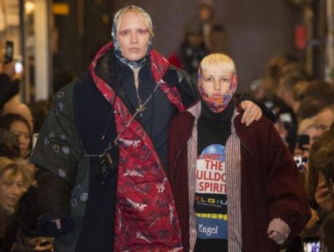 Осенью-зимой 2018/2019 модни…