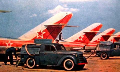 Незаметные труженики войны: автомобили-карлики в Советской армии