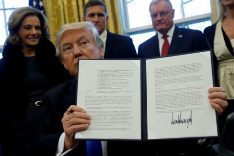 Закон о новых санкциях проти…