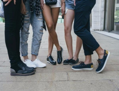 С чем носить модную обувь в 2017-м