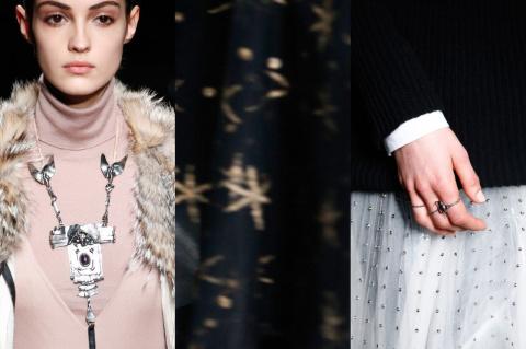 Коллекция Valentino Fall 2016 Ready-ro-Wear