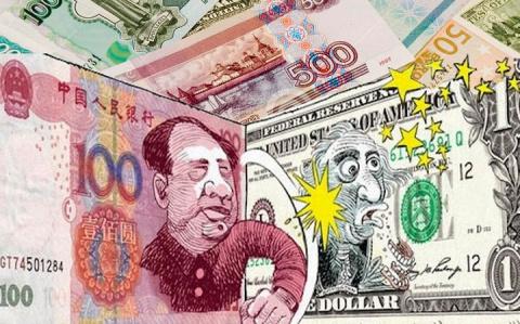 Завтра! Китай начнет сбрасывать доллар с постамента завтра