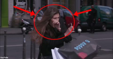 Как французы отучили пешеход…