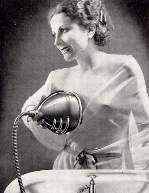 Мойка для груди и еще 10 нелепых изобретений XX века, которые не прижились