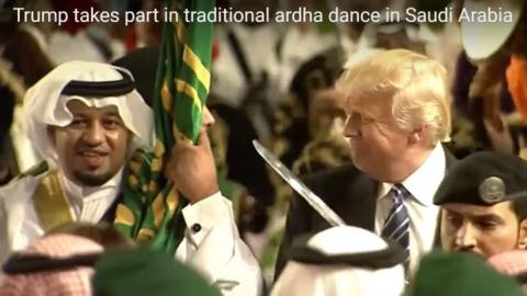 Саудовская Аравия вновь люби…