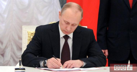 Обращения россиян дойдут до президента:Путин подписал указ