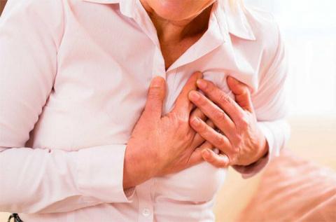 Инфаркт: нетипичные симптомы…