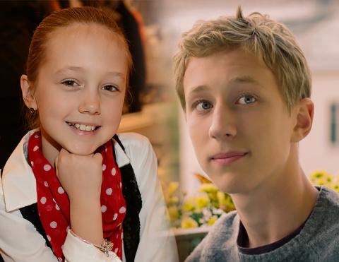 Российские дети-актёры, кото…