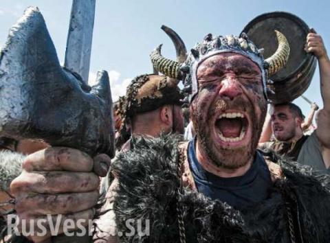 Норвегия, какую игру ты затеяла? — стоит ли злить «русского медведя»?