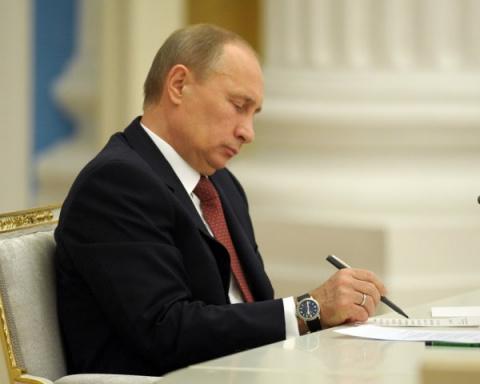 Путин разрешил Минобороны из…