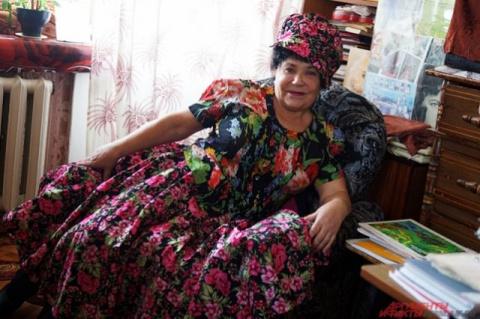 «Я прекрасная и умная». Самая стильная бабушка страны живет в Перми