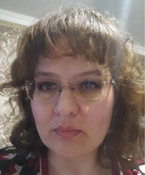 Маргарита Стахина (Нетесова)