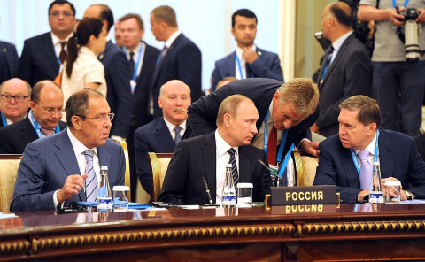 Юбилейный саммит ШОС