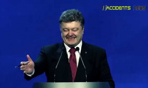 О Порошенко как европейском лидере – всерьёз
