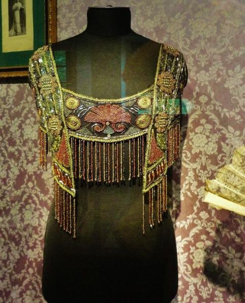 Изысканная женственность нарядов светских дам конца ХIХ века
