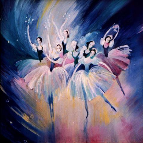 О художнике Жаннете Шидловской