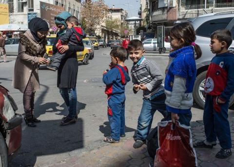 Возвращение в Сирию: 118 сем…