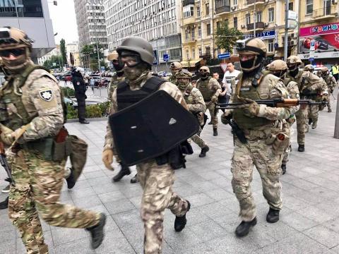 Борьба с инокомыслием по-украински
