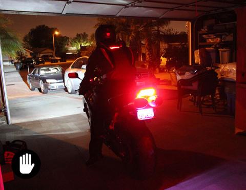 Мастхэв мотоциклиста