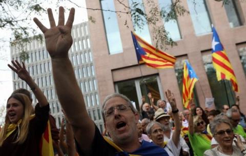 Украинизация ЕС: пример Каталонии. Алексей Мартынов