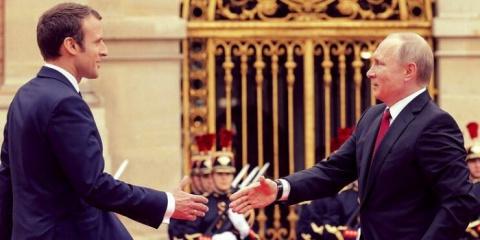 Путин и Макрон подвели итоги…