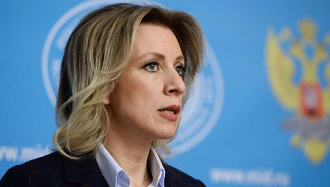 США грубо нарушили суверенитет Сирии, сбив самолет — Захарова