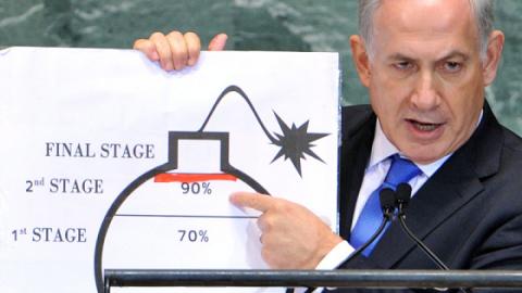«Через 10 лет Израиля не будет»