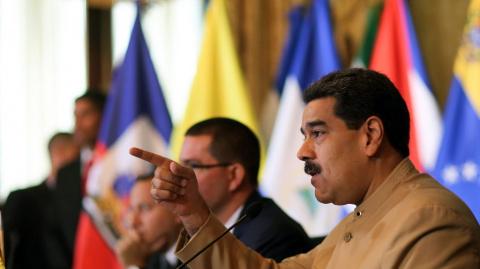 Мадуро придумал для Венесуэл…